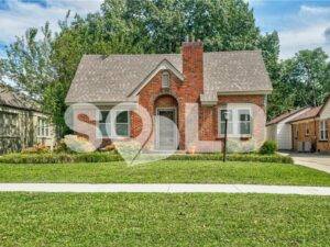 1927 N Broadway, Shawnee, OK 74804 is sold and closed