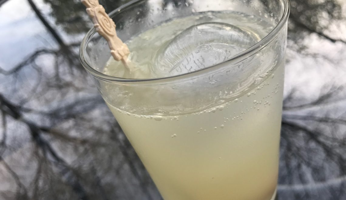 "This ""hard"" lemonade may be our refreshing new summer cocktail"