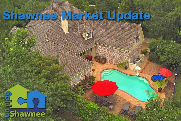 monthly shawnee housing market update