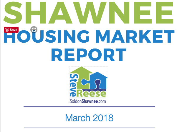 March 2018 Shawnee Housing Market Update