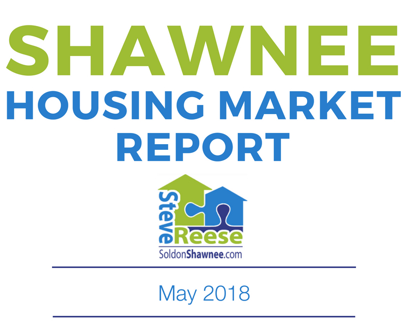 May 2018 Shawnee Housing Market