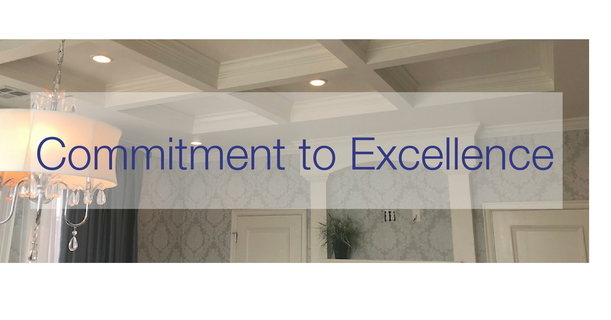 Steve Reese's Commitment to Excellence - page header graphic
