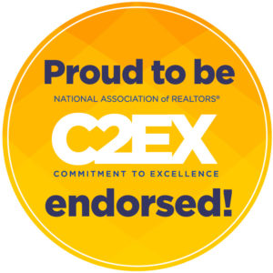 NAR Commitment to Excellence Badge