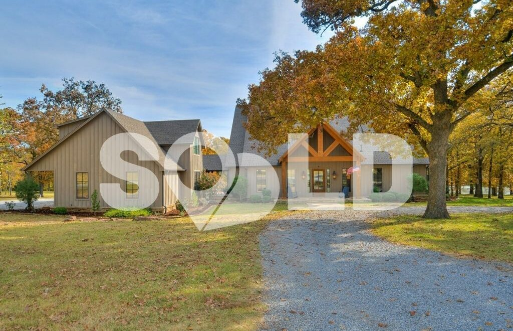 12589 Big Sky Drive, Shawnee, OK 74804 is sold and closed